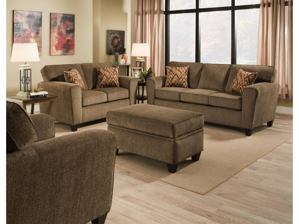 Vendor 610 3100Loveseat
