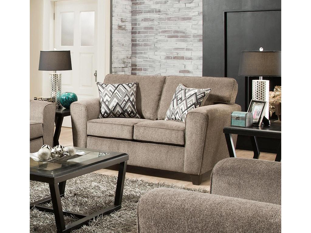 American Furniture 3100Loveseat