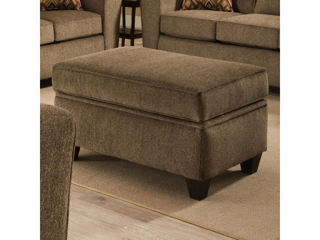 American Furniture 3100Ottoman