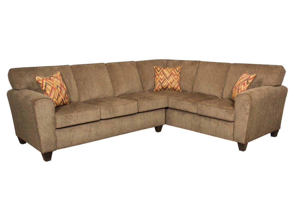 Vendor 610 3100Sectional Sofa