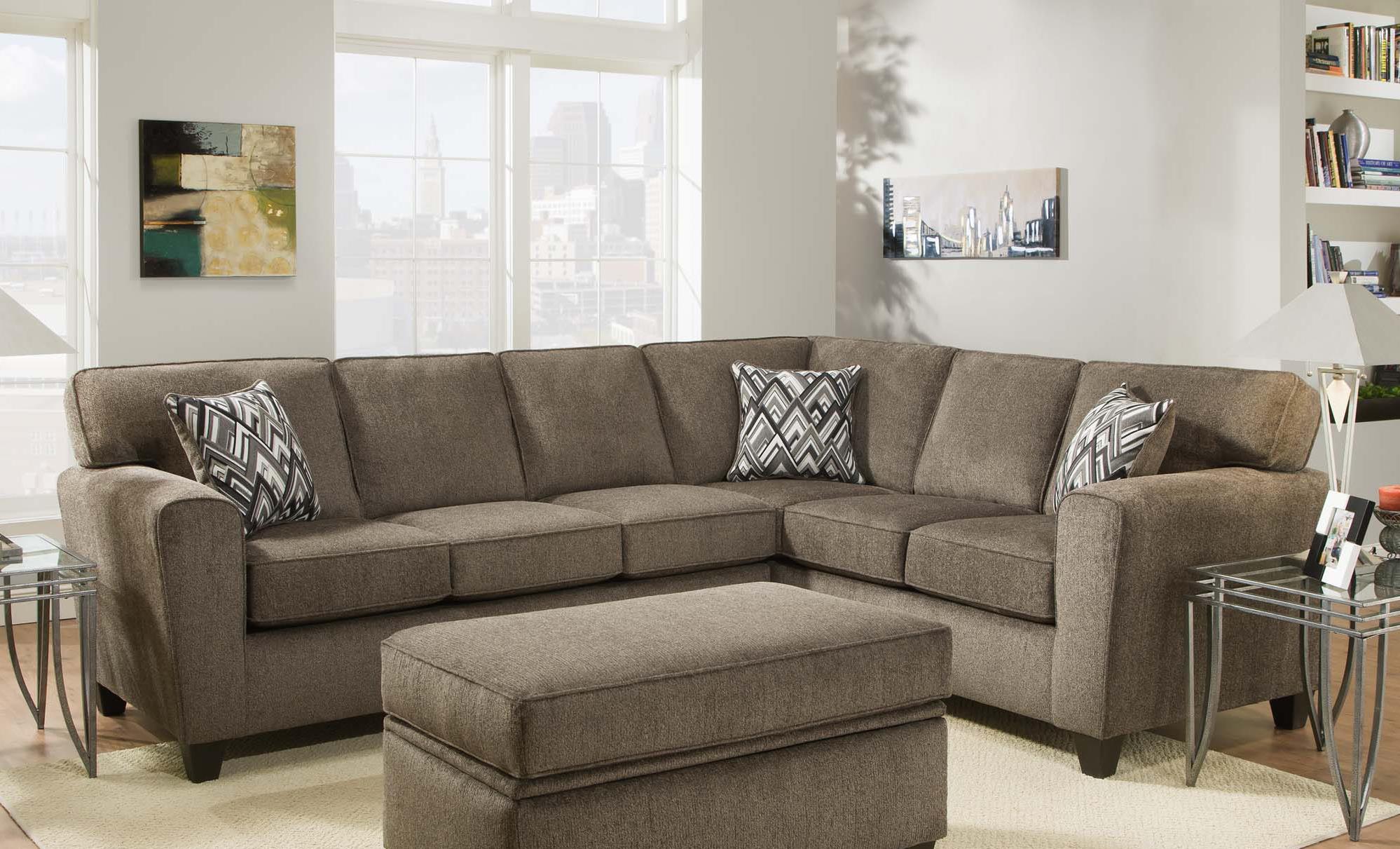 Vendor 610 3100Sectional Sofa