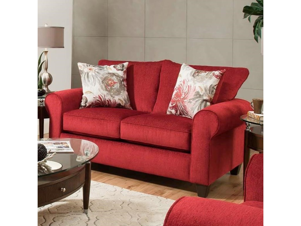 American Furniture 3300Loveseat