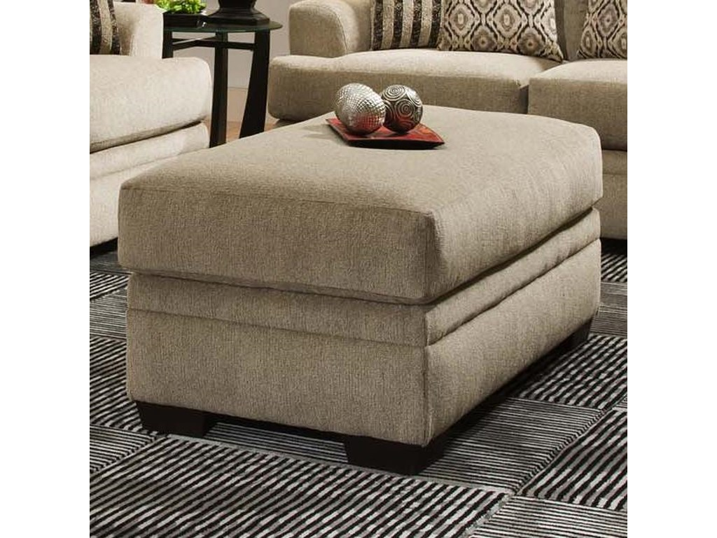 American Furniture 3650Ottoman