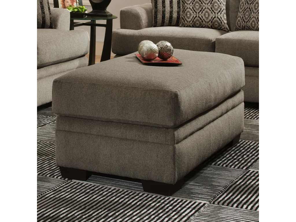 American Furniture 3650Ottoman