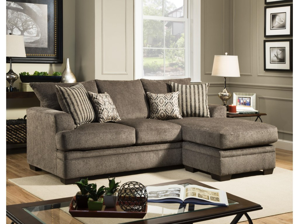 Royal Living Room Furniture.  American Furniture 3650 Sofa Chaise Royal Sofas