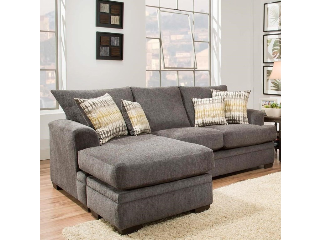 American Furniture 3650Sofa Chaise
