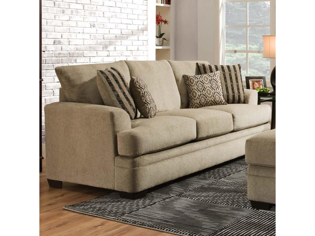 American Furniture 3650queen Sofa Sleeper