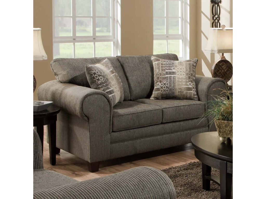 American Furniture 3750 Loveseat
