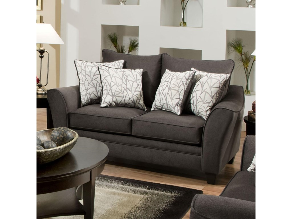 American Furniture 3850Loveseat