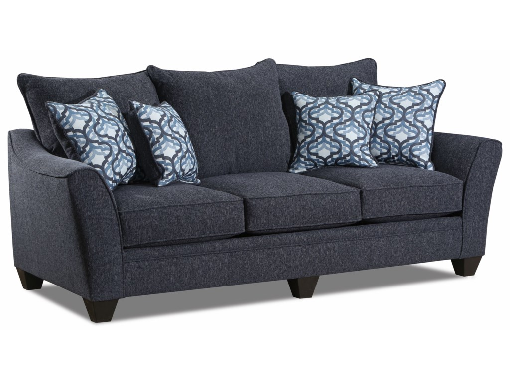 Vendor 610 3850 3853 2122 Elegant Sofa