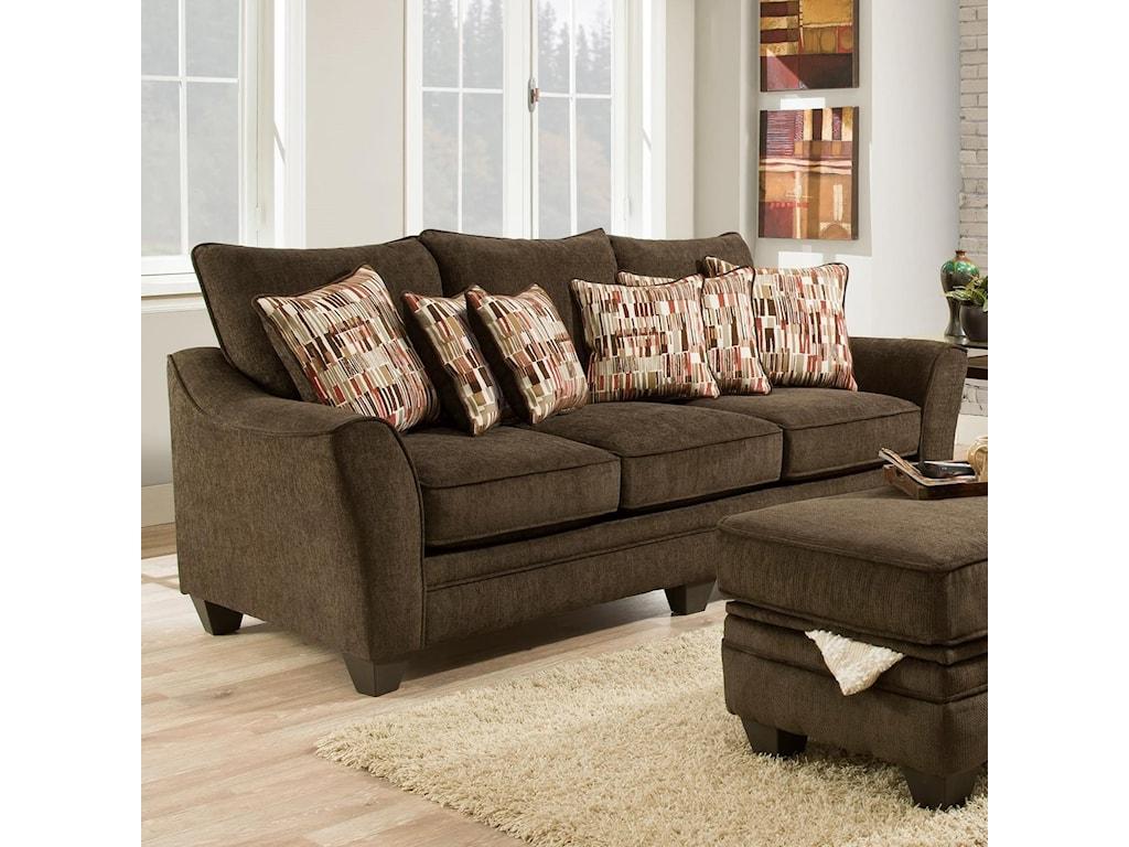 American Furniture 3850Sofa