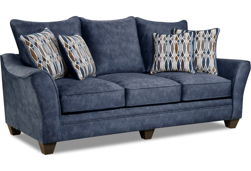 Peak Living 3850 3853 2282 Elegant Sofa