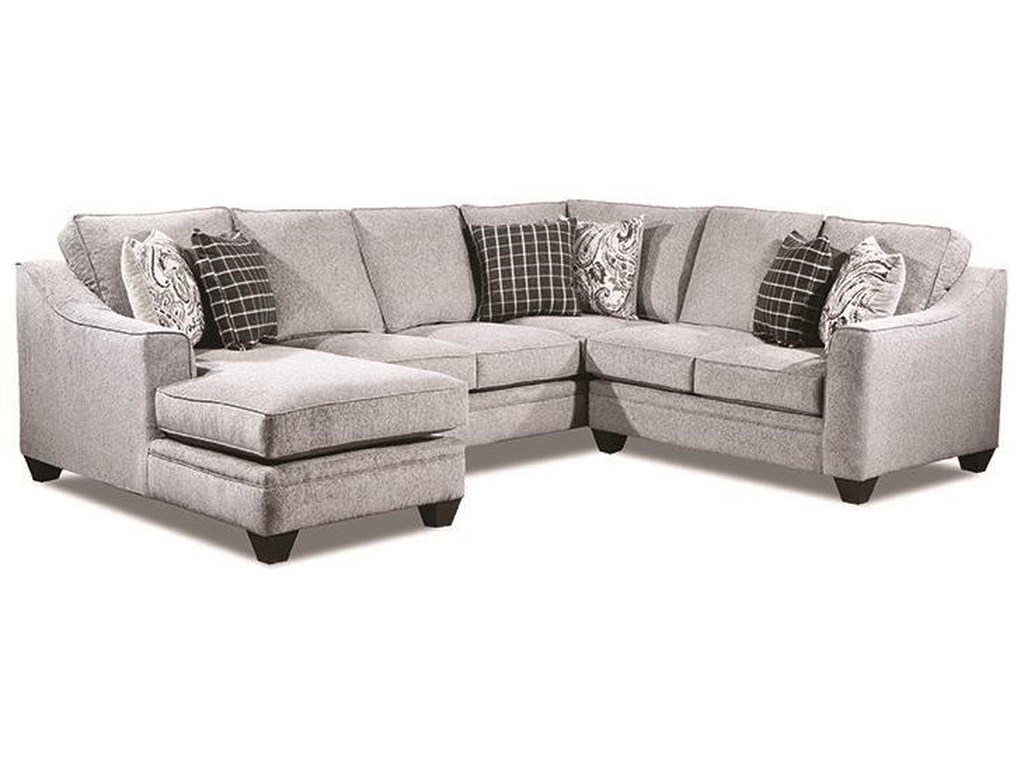 American Furniture 38503 Piece Sectional