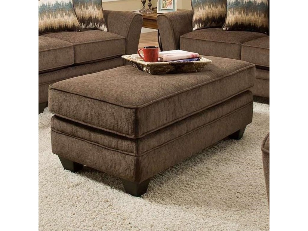 American Furniture 3850Ottoman