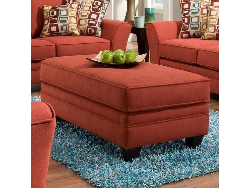 American Furniture 3850Ottoman