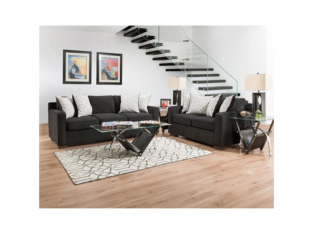 American Furniture 4050Loveseat