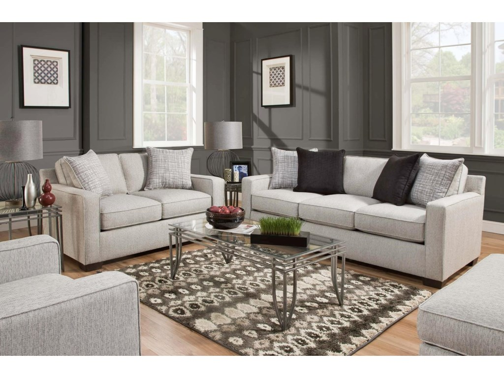 American Furniture 4050Sofa
