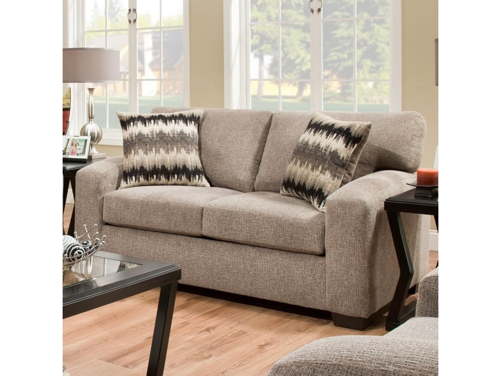 Vendor 610 5250Loveseat