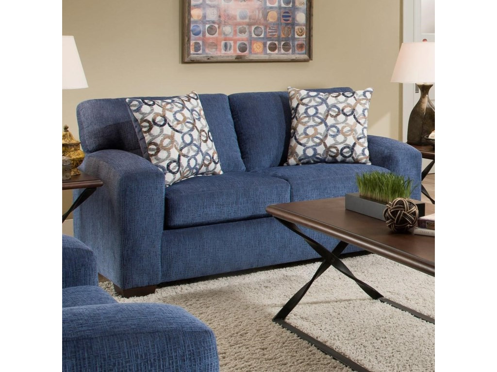 American Furniture 5250Loveseat
