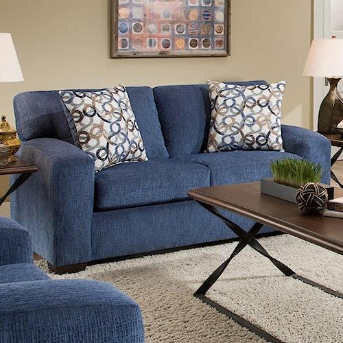 American Furniture 5250 Loveseat