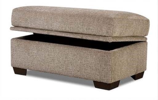 American Furniture 5250Storage Ottoman