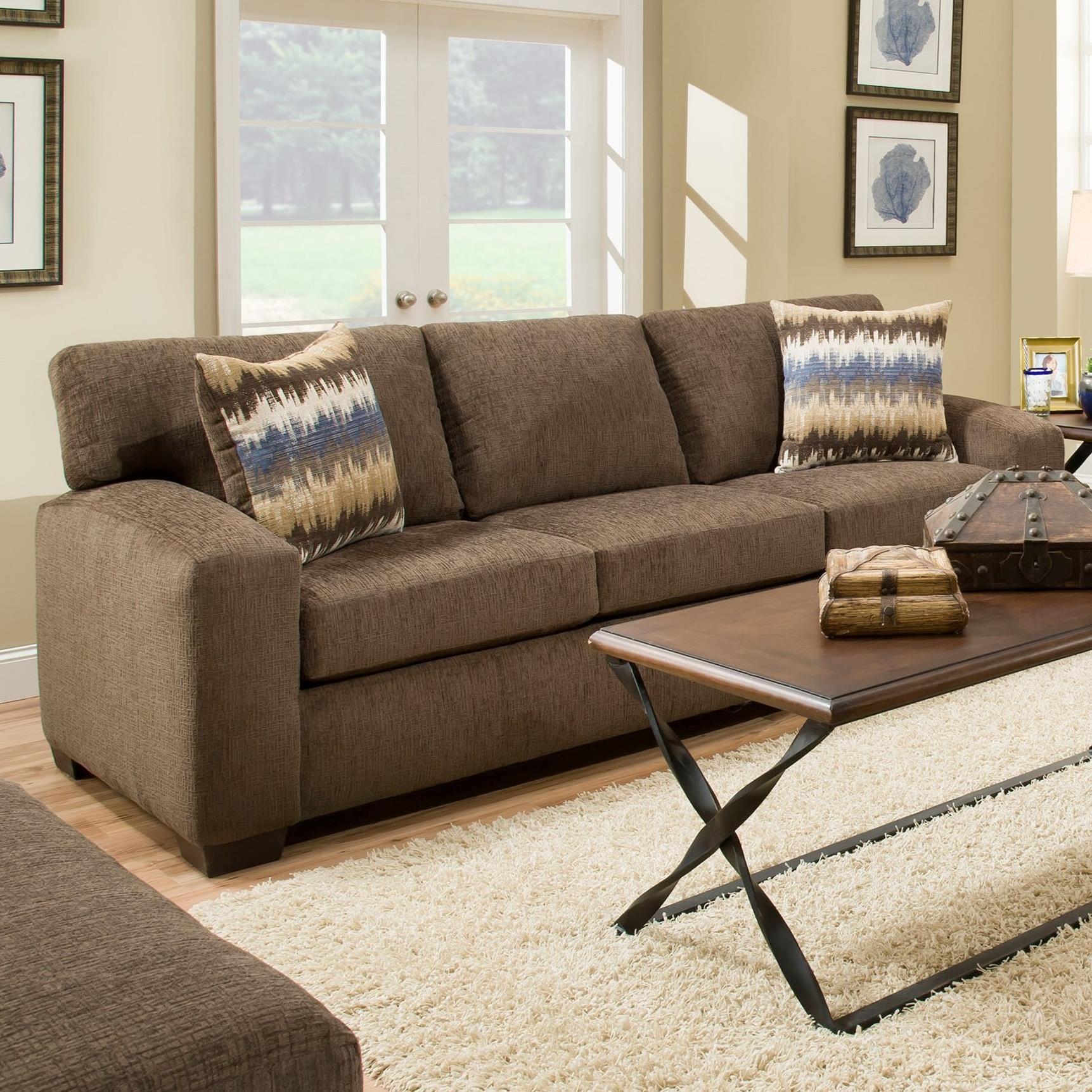 American Furniture 5250 Sleeper Sofa