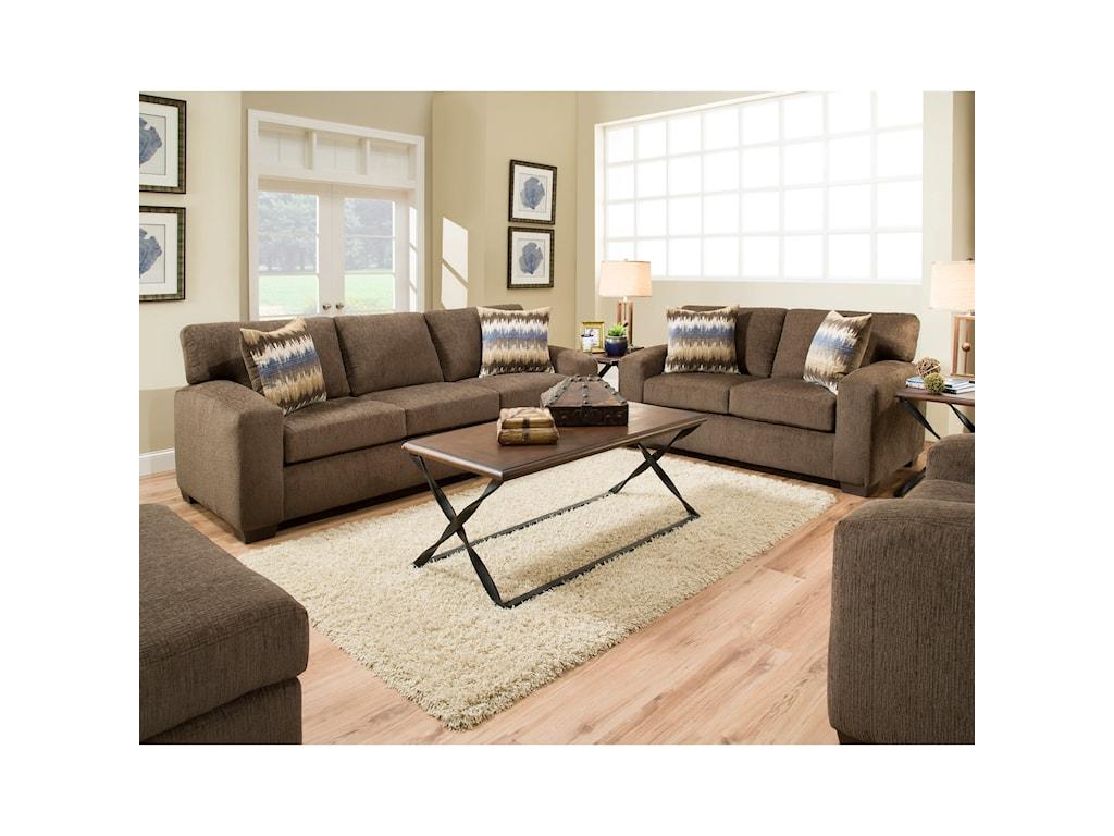 American Furniture 5250Sleeper Sofa
