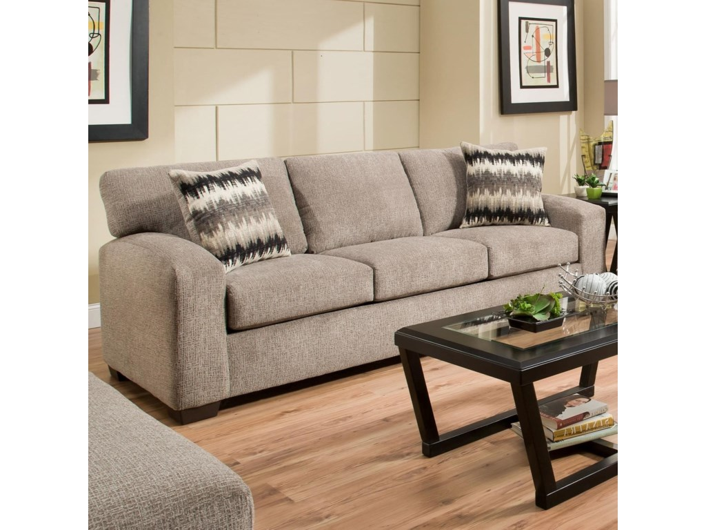 American Furniture 5250Sleeper Sofa