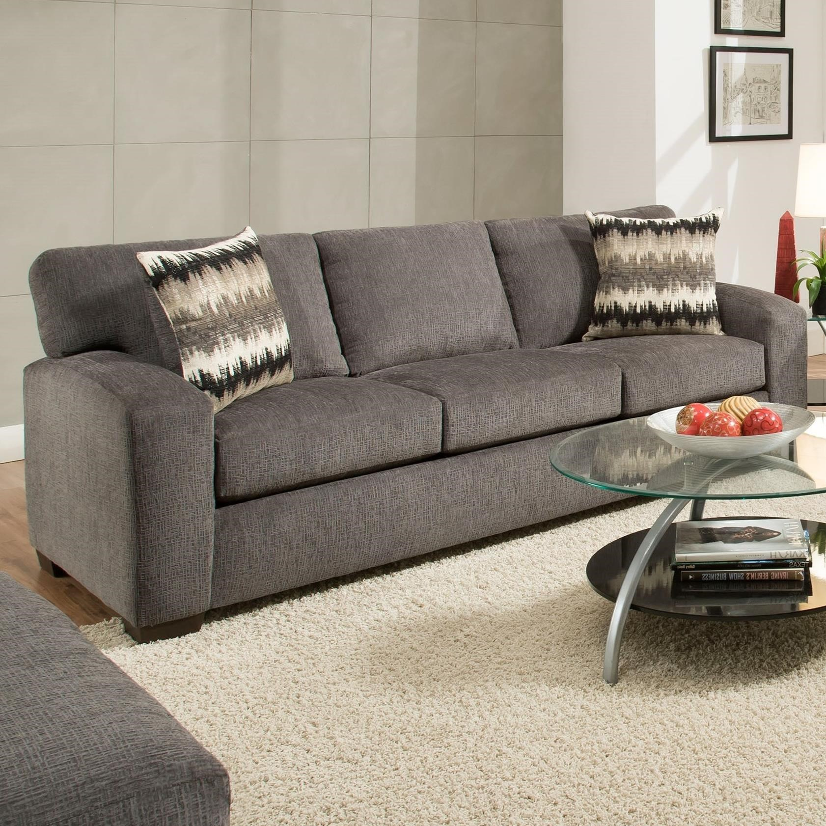 Ordinaire American Furniture 5250 Sleeper Sofa