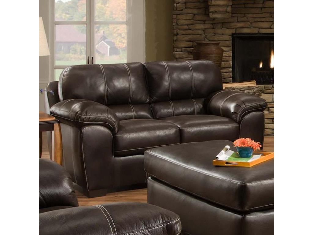 American Furniture 5400Loveseat