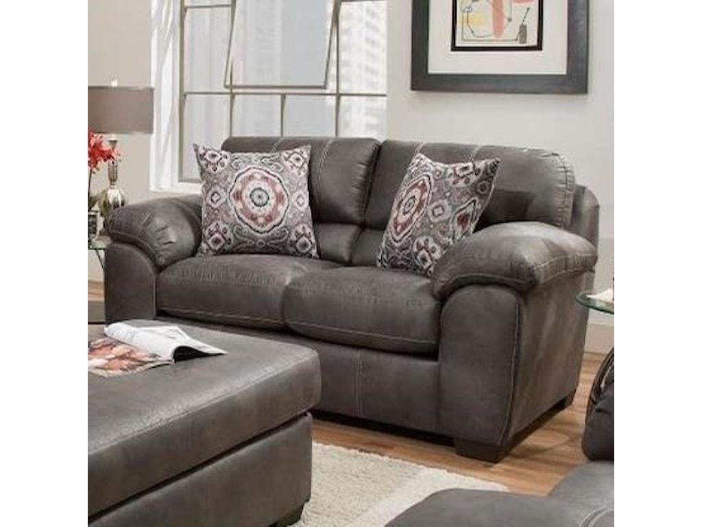 American Furniture 5407Loveseat