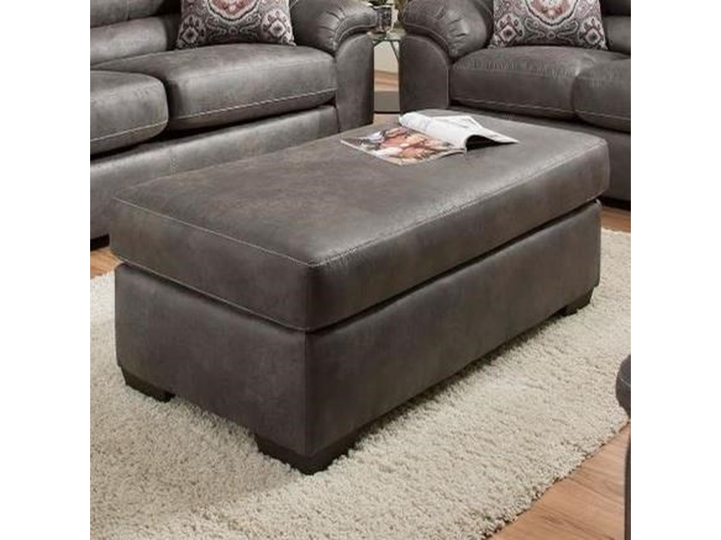 American Furniture 5407Cocktail Ottoman