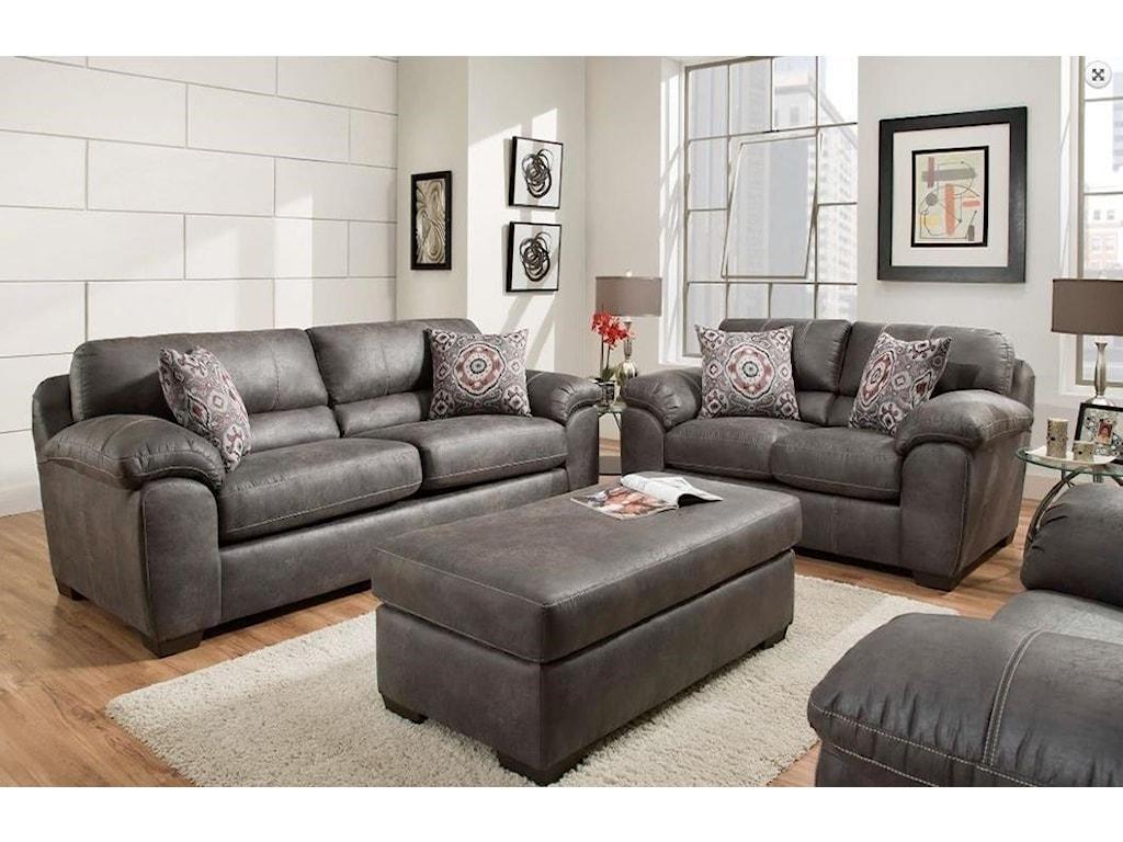 American Furniture 5407Sofa