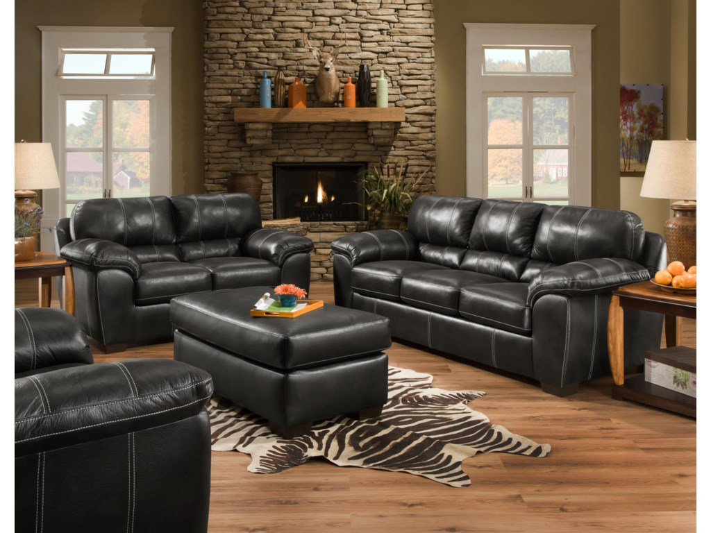 American Furniture 5450Ottoman