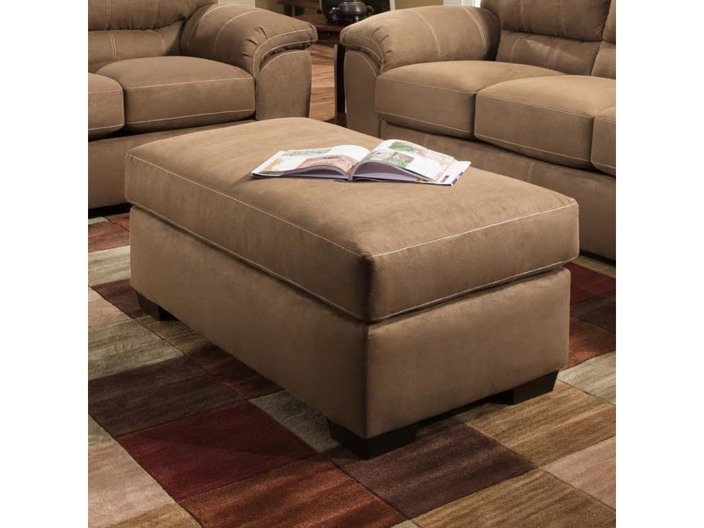 American Furniture 5450Ottoman