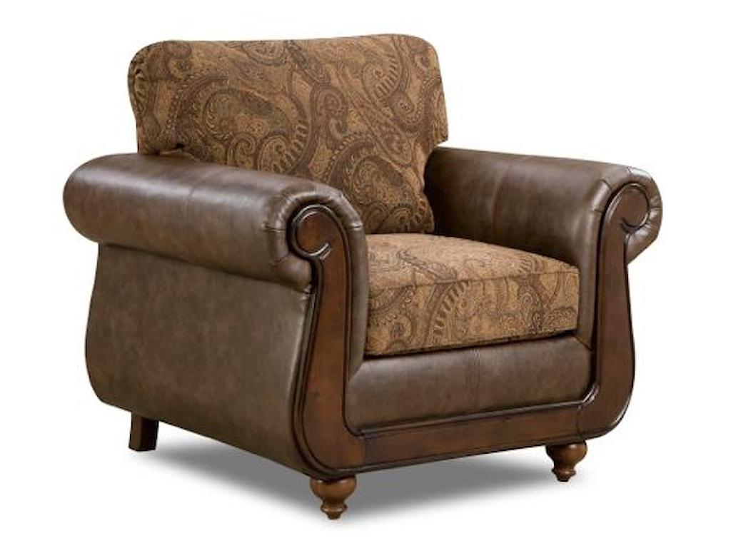 American Furniture 5850Chair
