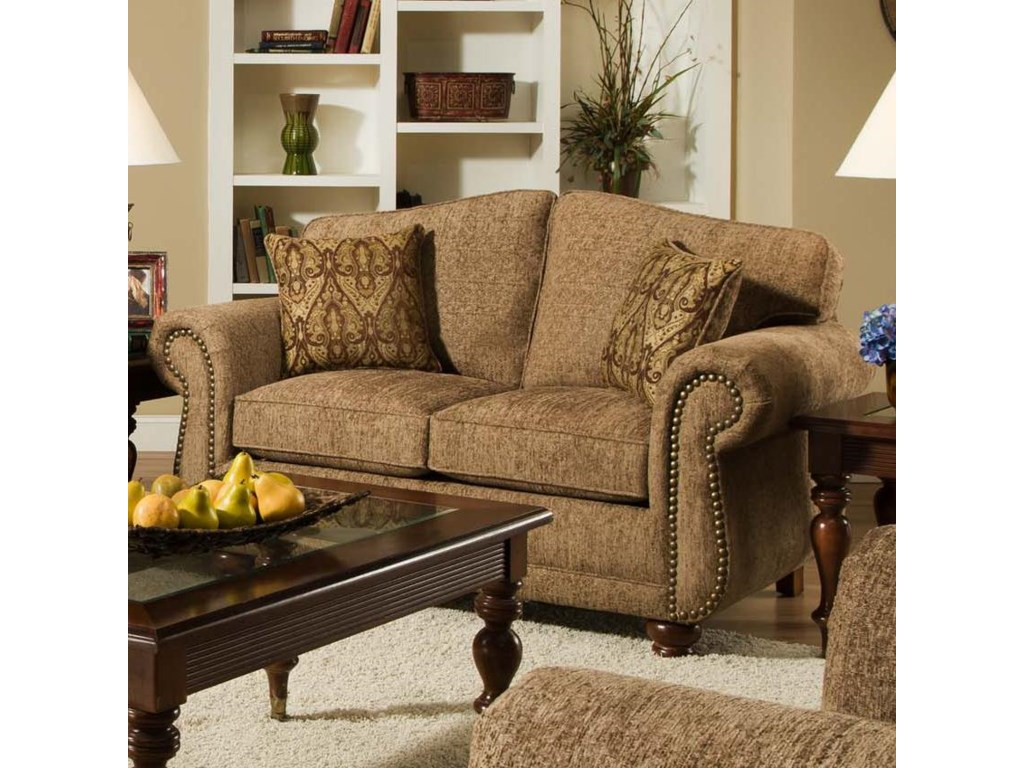 American Furniture 6000 Loveseat