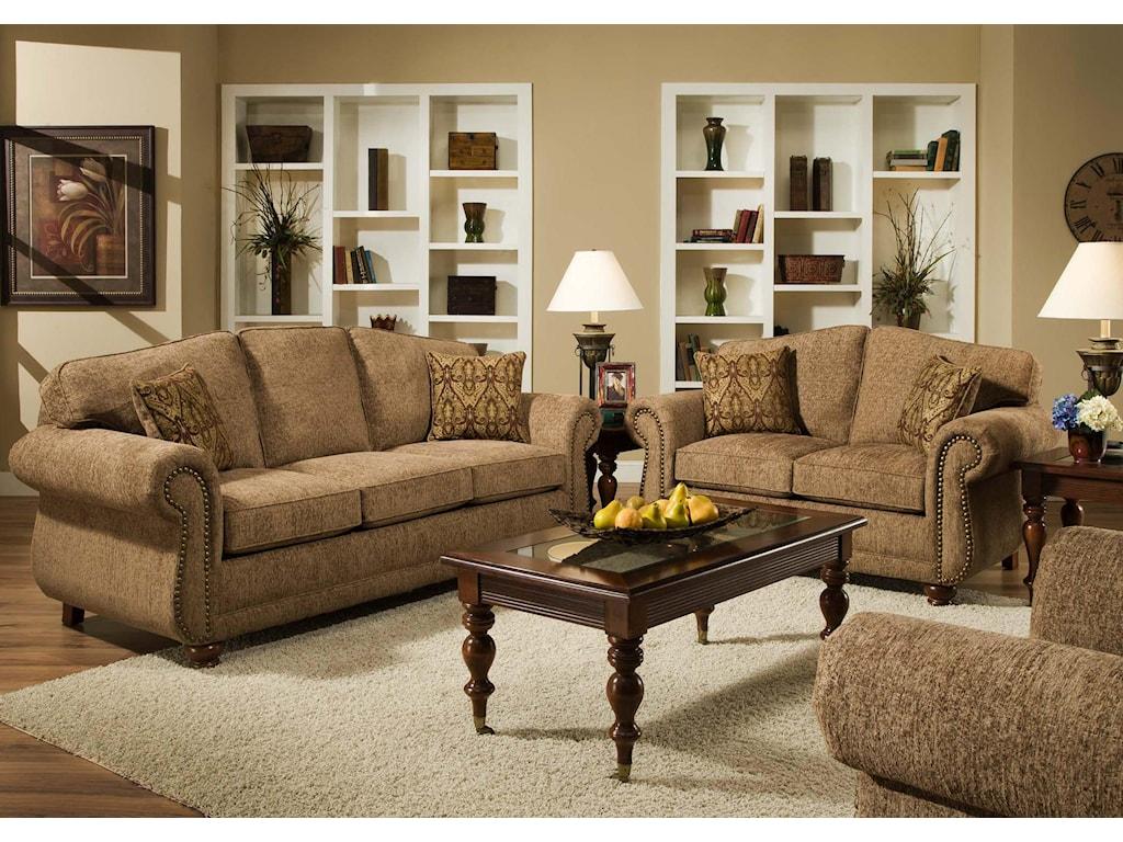American Furniture 6000 Sofa