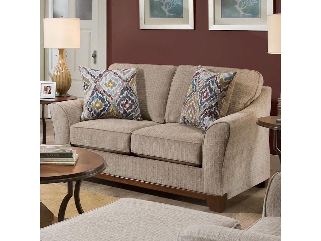 American Furniture 6150Loveseat