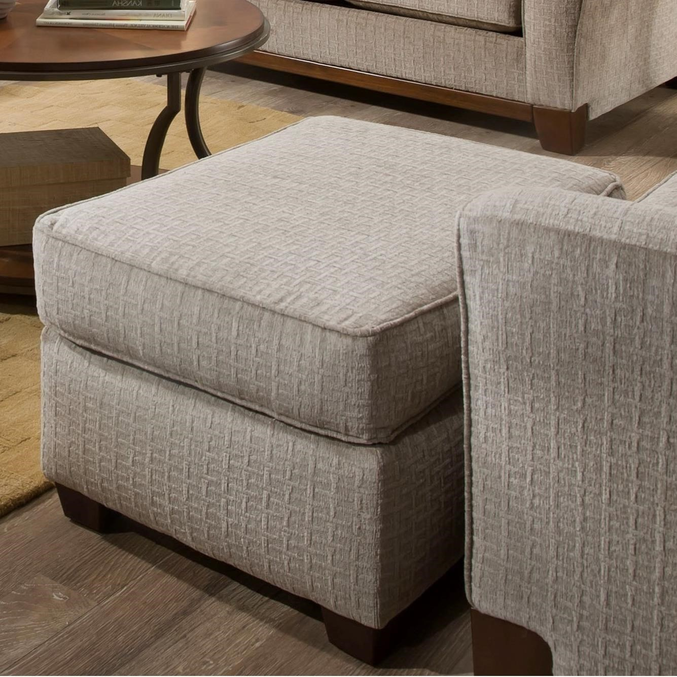Bon American Furniture 6150 Ottoman