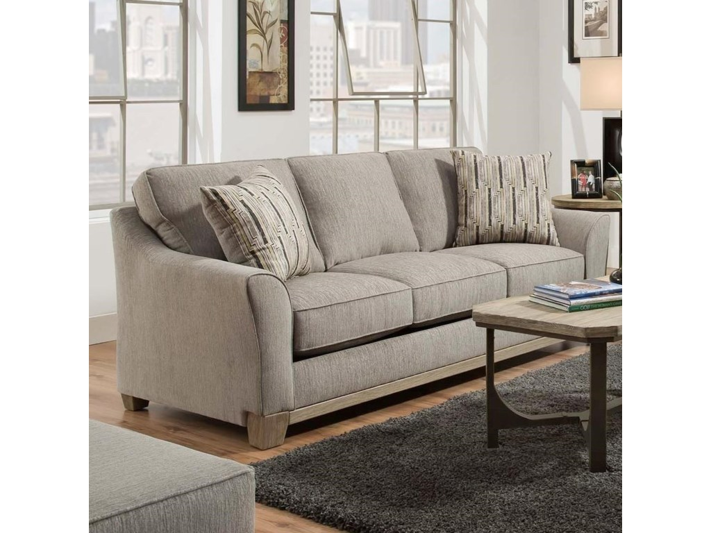 American Furniture 6160Sofa