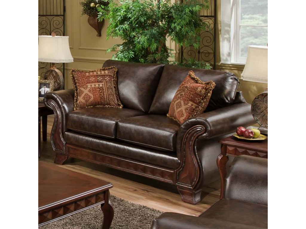 American Furniture 6900Loveseat