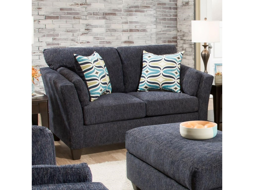 American Furniture 7300Loveseat