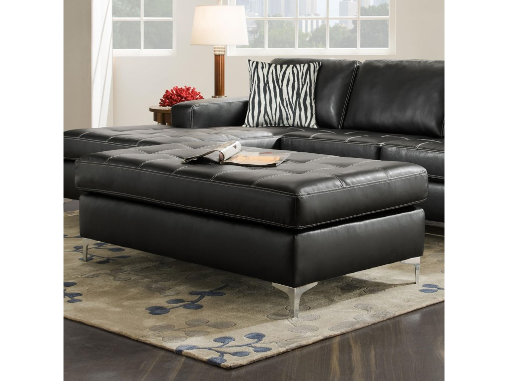 American Furniture 7400Ottoman
