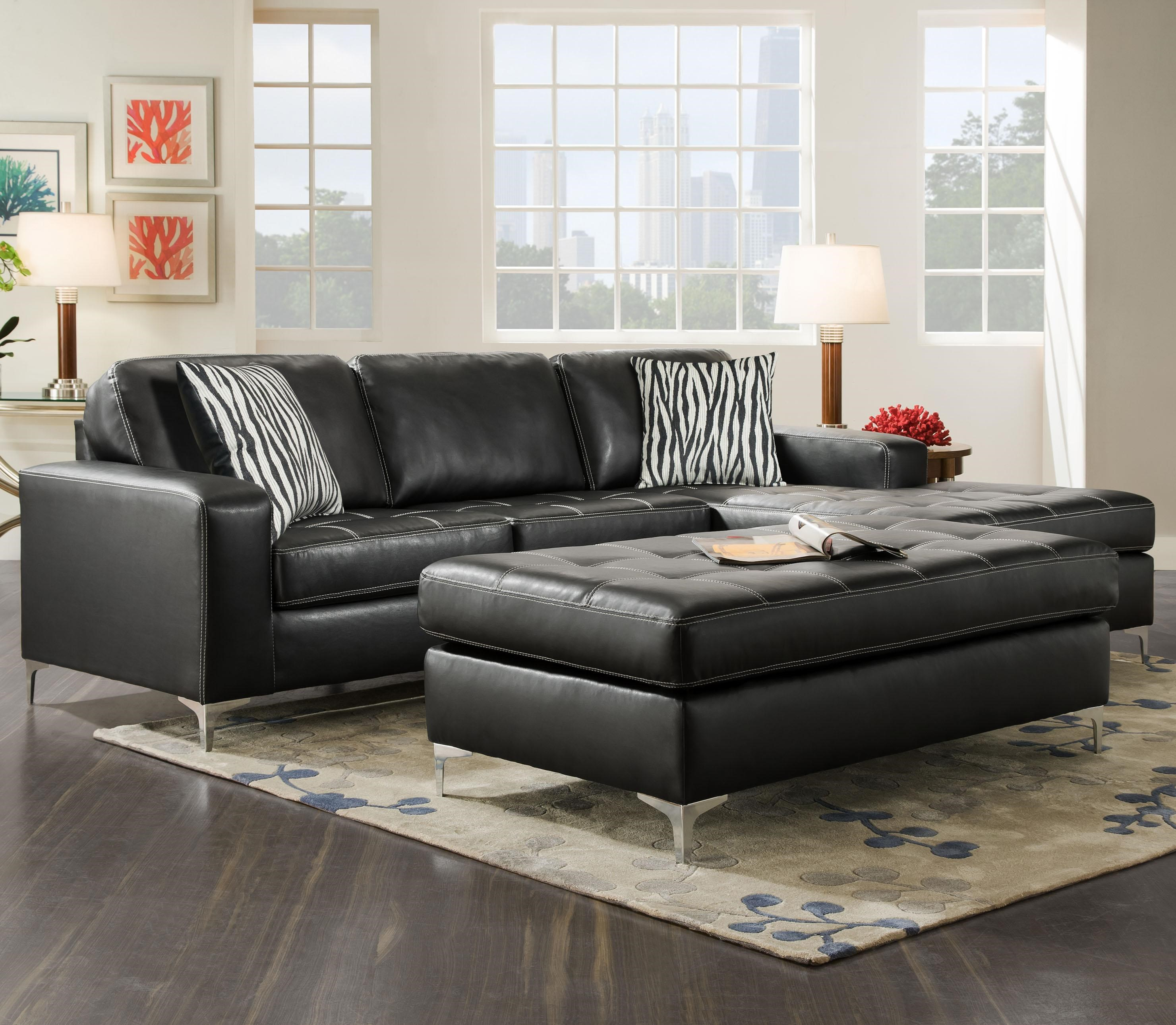 American Furniture 7400 Three Seat Sectional with Right Side Chaise - Miskelly Furniture - Sofa Sectional  sc 1 st  Miskelly Furniture : american furniture sectional - Sectionals, Sofas & Couches