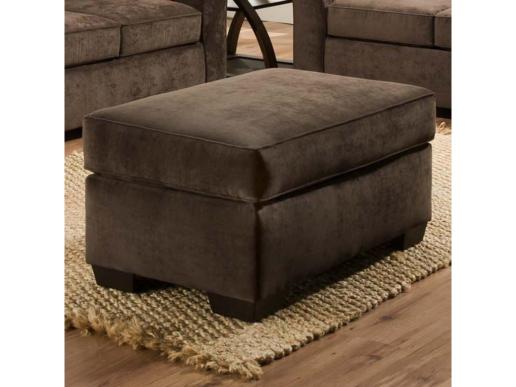 American Furniture 7670Ottoman