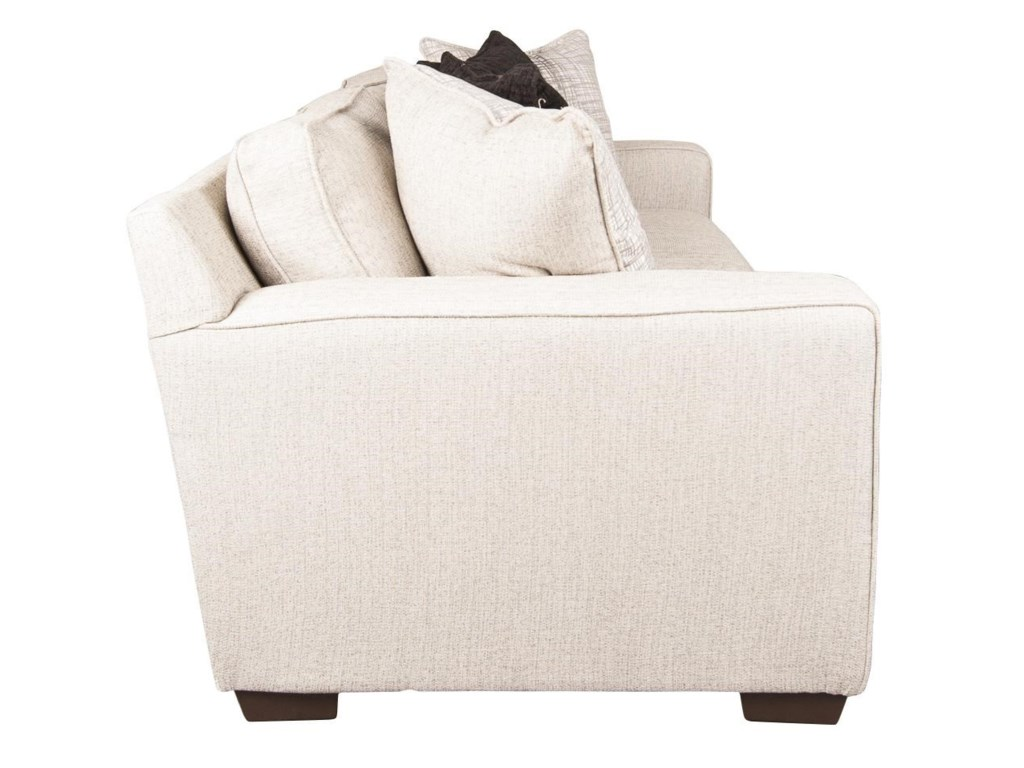 Morris Home Furnishings BannonBannon Modern Loveseat