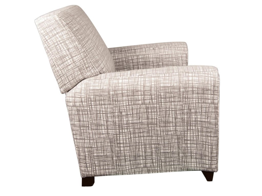 Morris Home Furnishings BannonBannon Low Leg Recliner