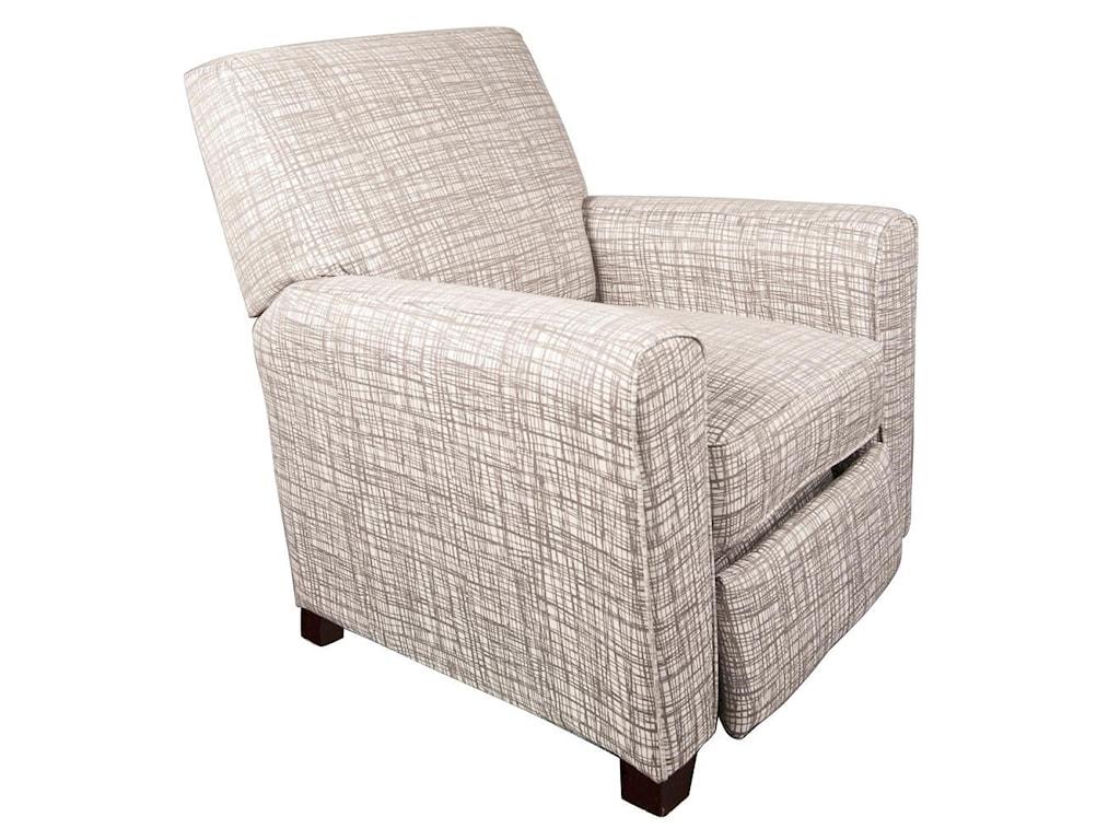 Morris Home Furnishings BannonBannon Low Leg Recliner