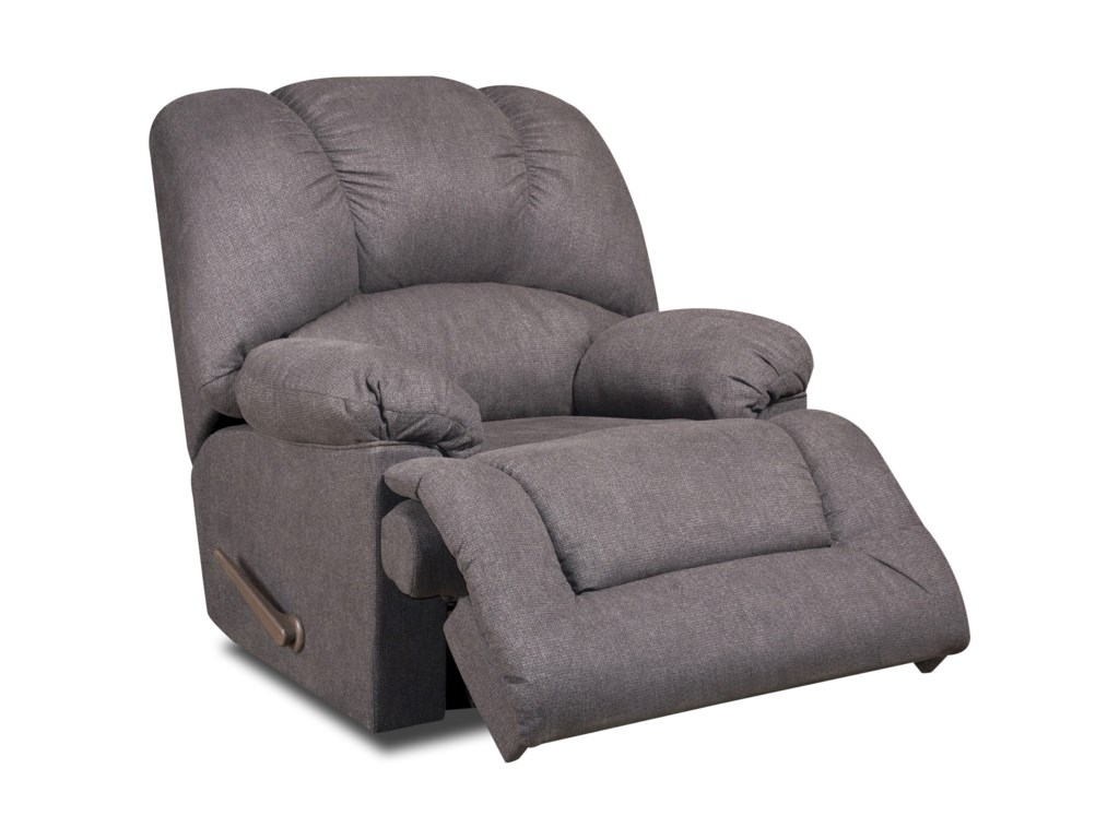 Vendor 610 9700Chaise Rocker Recliner